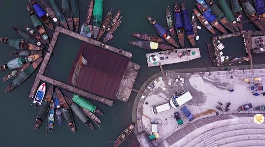 目击千岛湖野生鱼交易市场
