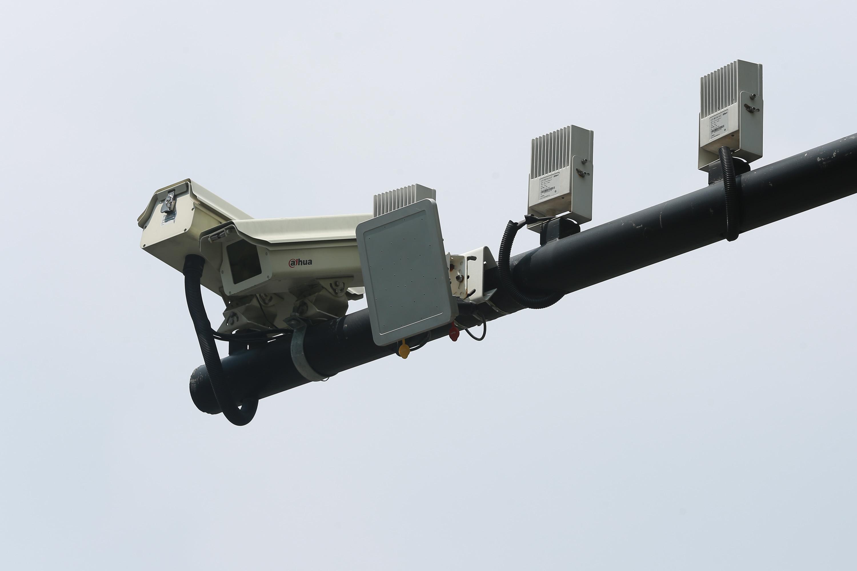 杭州交警用上黑科技