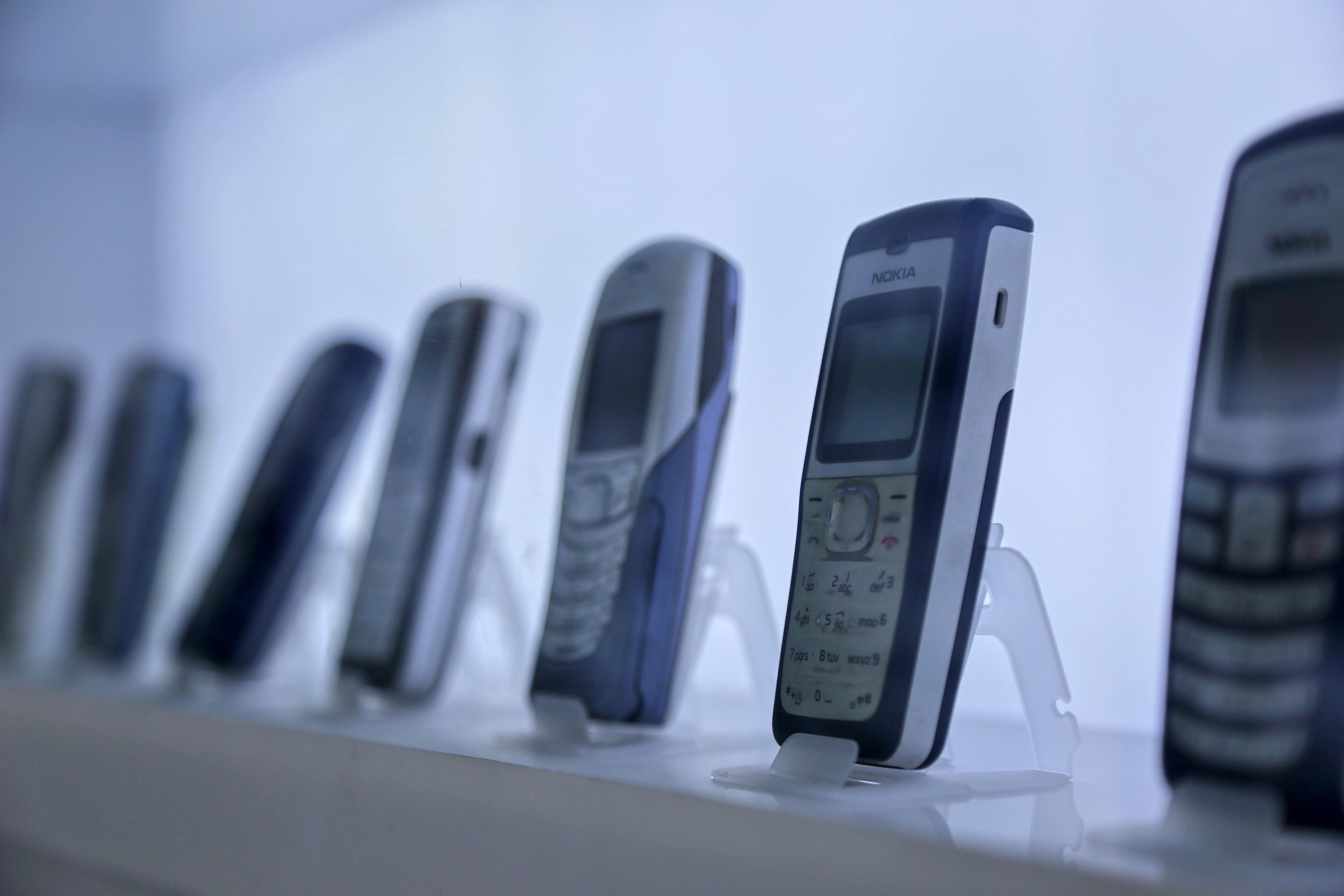 """手机界""""老古董"""" 你用过吗?"""