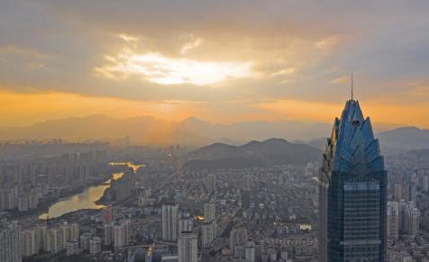 纵瞰城市新地标丨温州