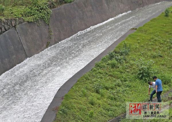 湖州:筑牢防汛墙