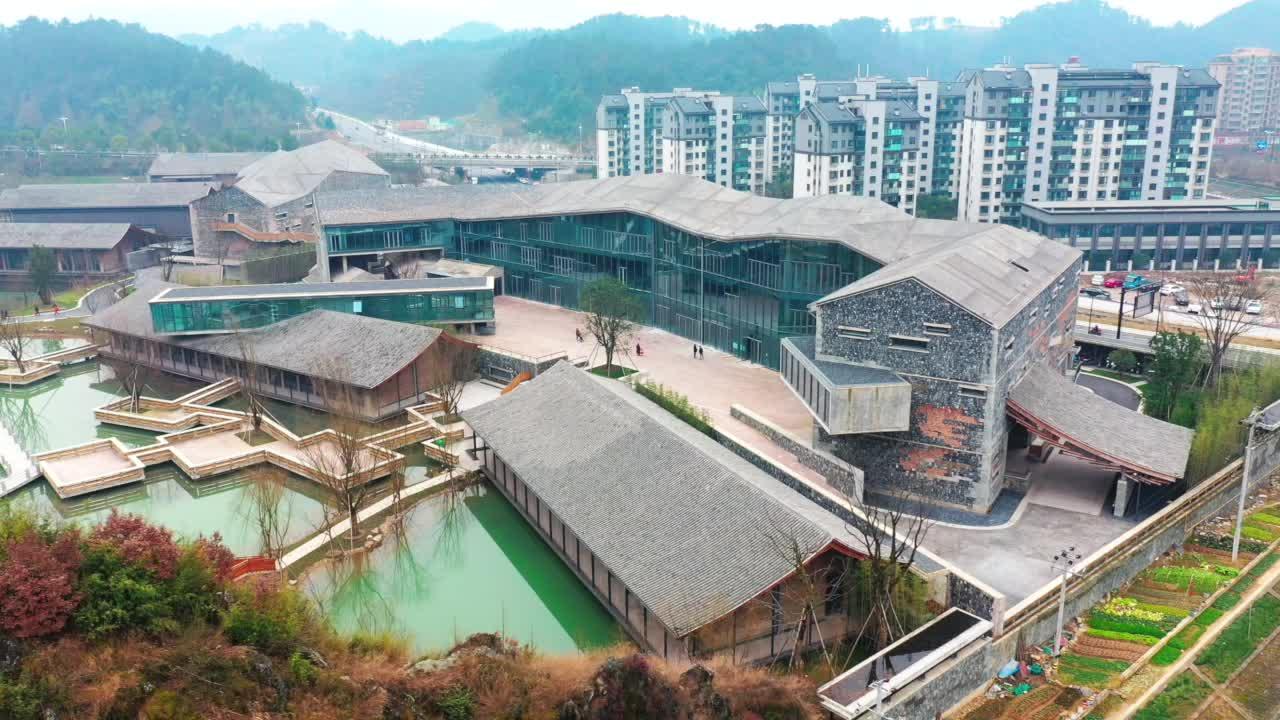 临安博物馆今日正式开馆
