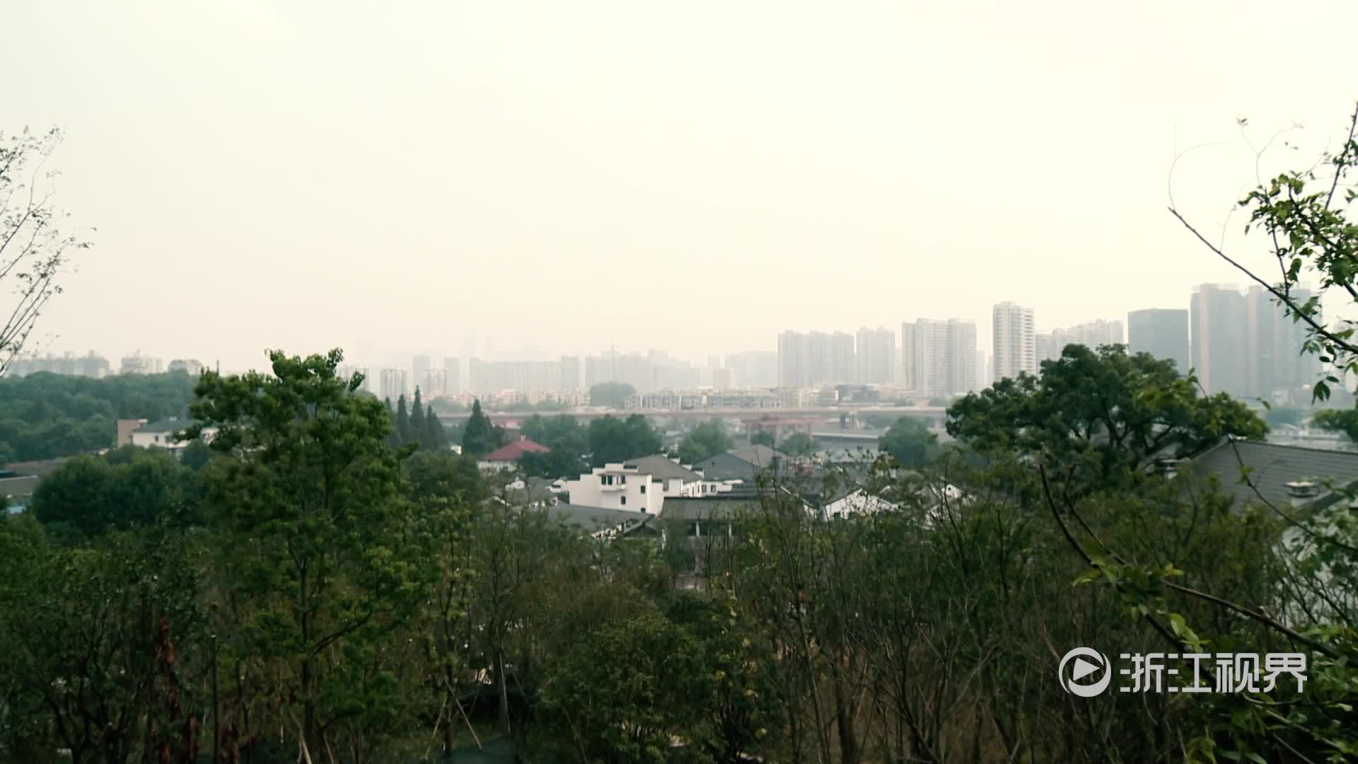 皇城根下老城区的逆袭 馒头山三层立体公园成形