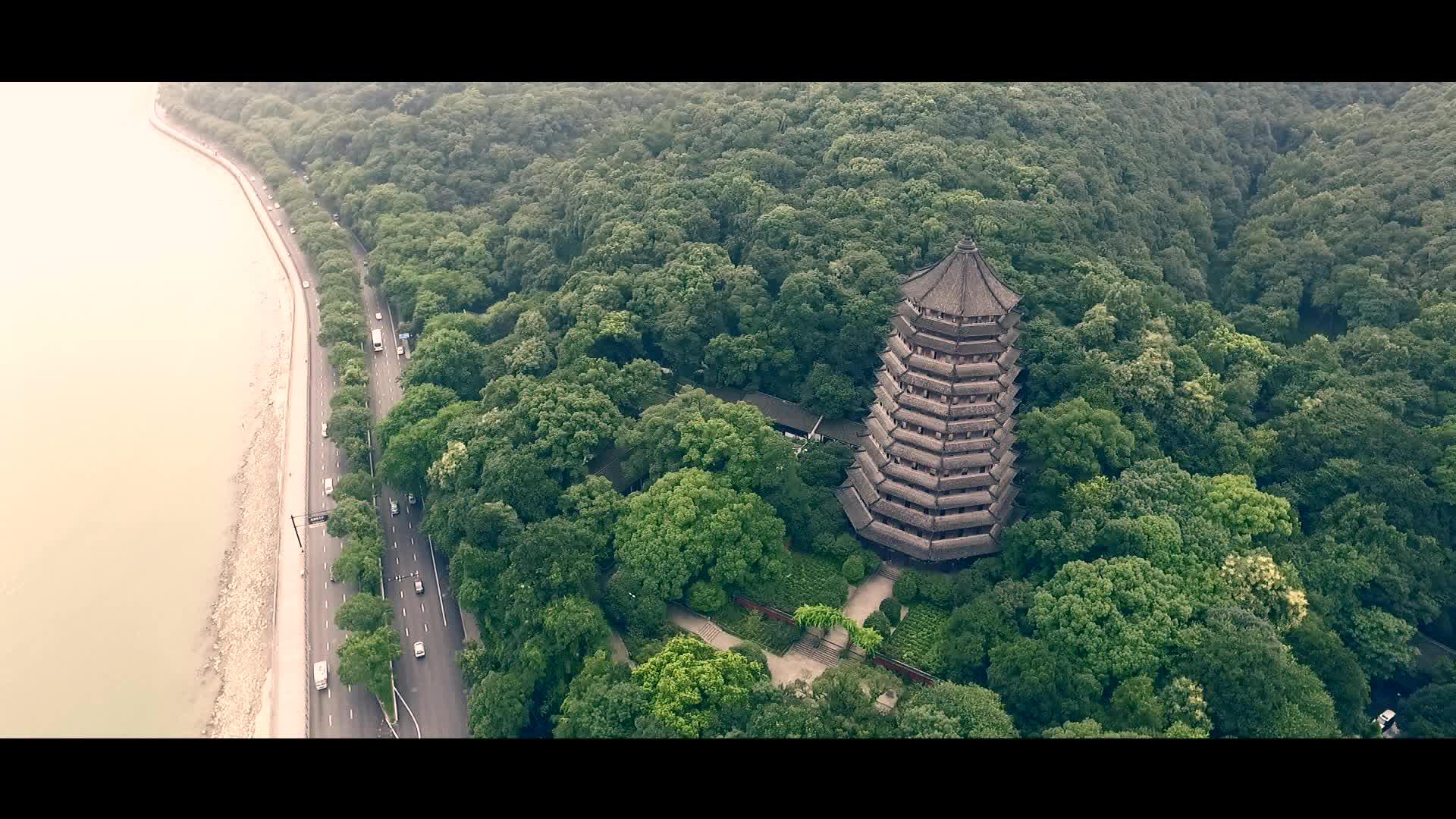 换个角度看杭城,你会发现不一样的美