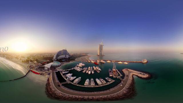 VR视频 | 土豪之国-迪拜