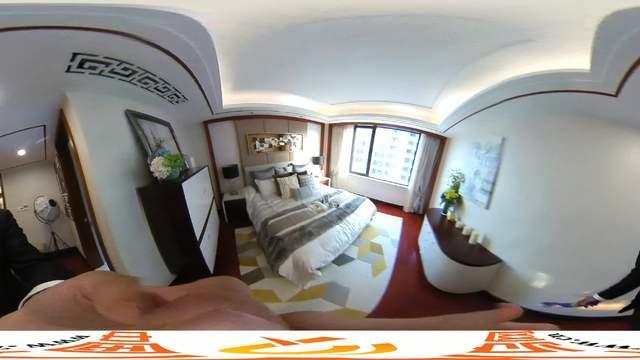 VR看房:义乌九州百合小区样板房