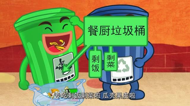 可可小爱-公益环保系列-第14集《垃圾分类意义大 请您积极配合它》