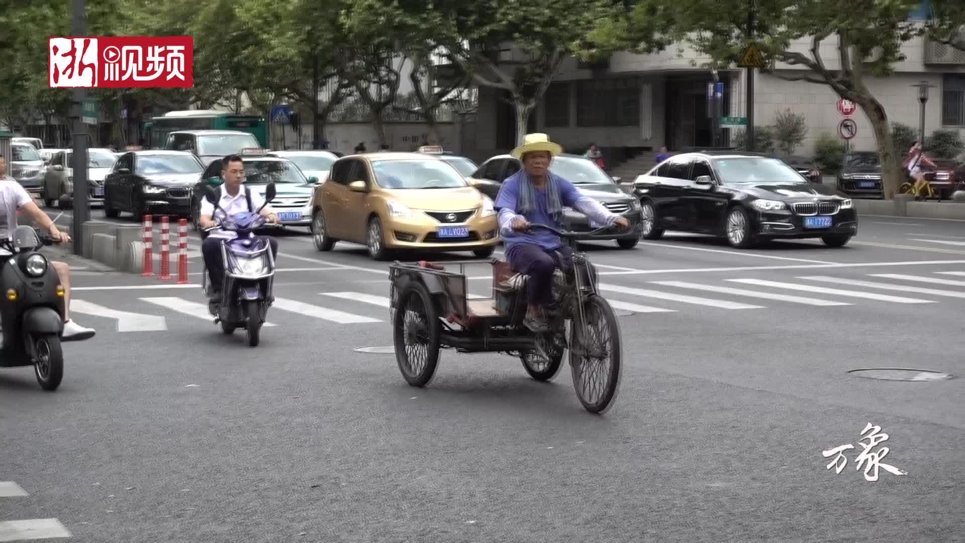 杭州车让人是金名片 骑车走路却还让人脸红