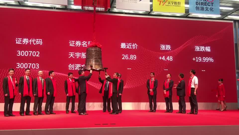 台州第51家上市公司诞生