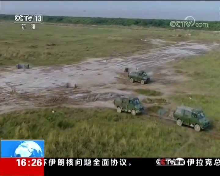 陆军多弹种演练 提升部队打击能力