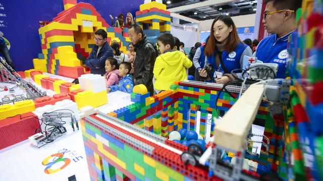 """浙江省最大规模""""亲子嘉年华""""来了  和孩子有关的这里都有"""