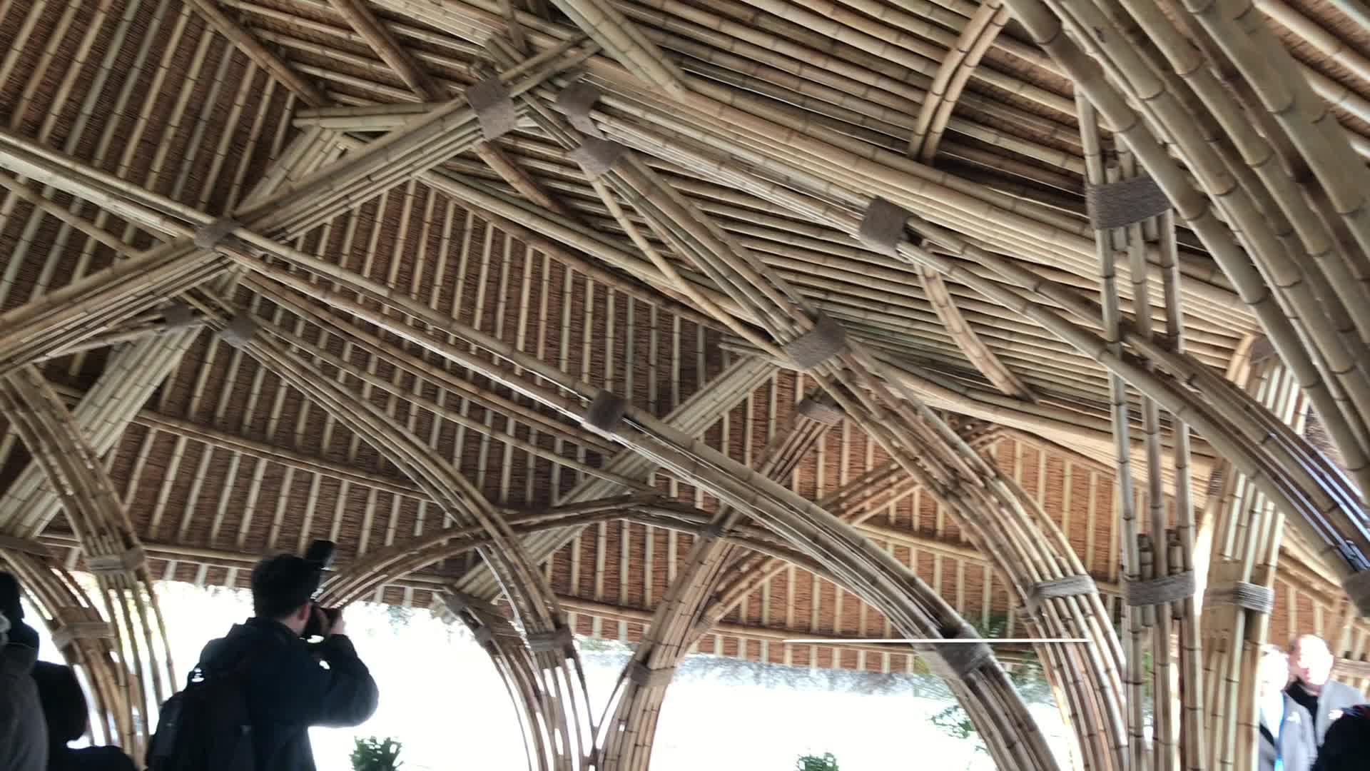 安吉:一场乡野间的竹建实验 探索乡村建设新方向