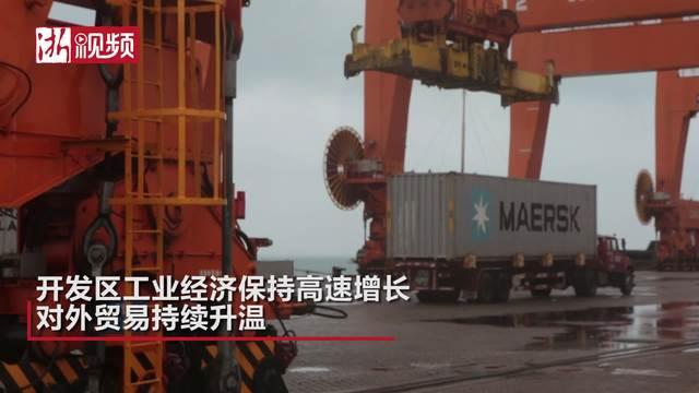 新时代 新气象 新作为 | 广西钦州港:风起扬帆时 能者立潮头