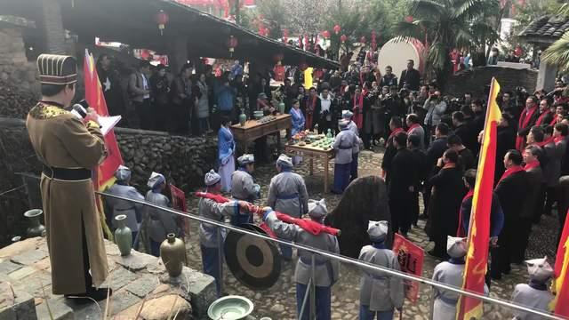 龙泉古窑开窑仪式