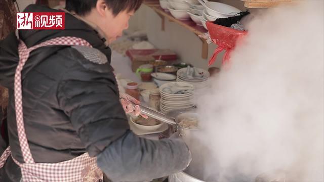 新春走基层|非遗饺子开始送外卖 订单太火直言吃不消