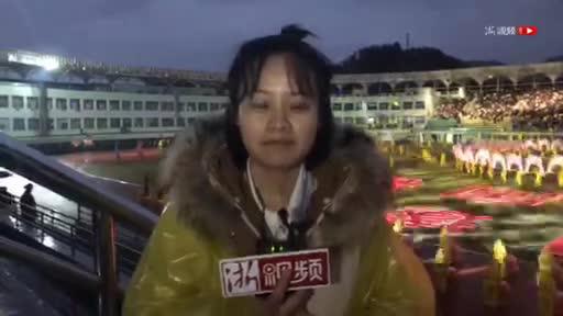 直播丨来遂昌看九龙闹春