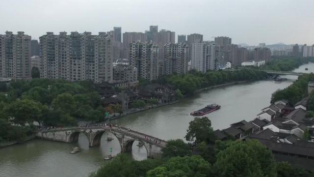 浙江宝藏---世界遗产拱宸桥