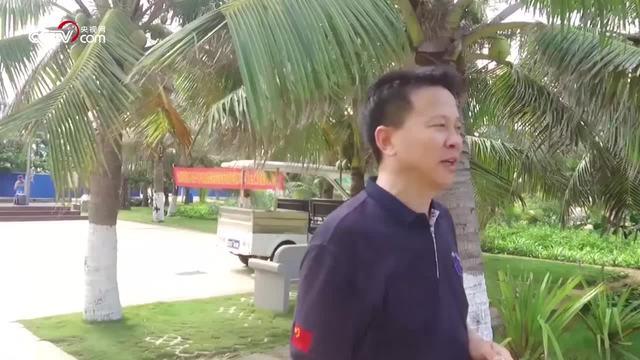 """【新时代·幸福美丽新边疆】三沙""""岛长""""邹志:南海上的守礁人"""