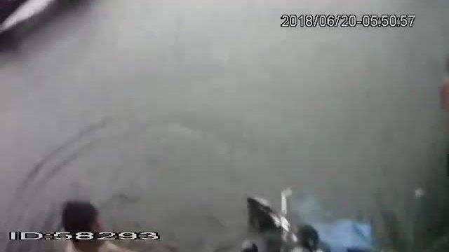 有人掉进了西湖