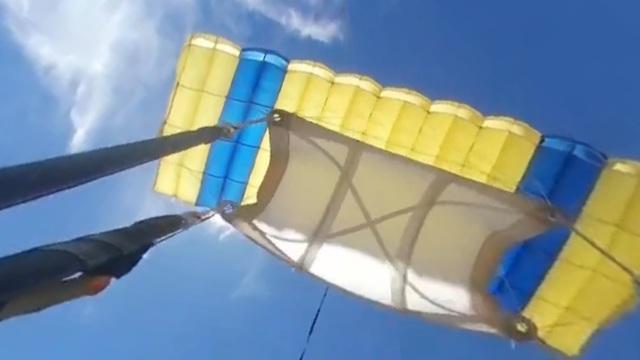 VR视频 | 跳伞也诱惑