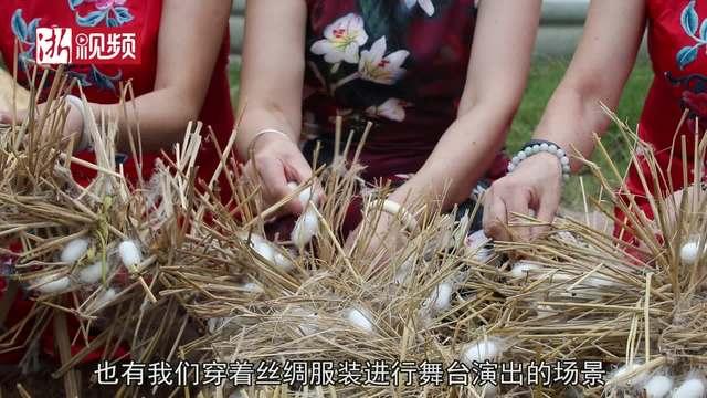 """湖州桑蚕古村庆丰收 喜迎""""农民丰收节"""""""