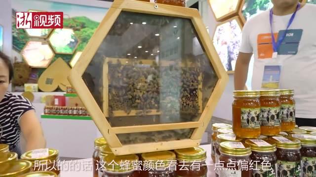 好山好水好农情!丽水生态精品农博会在杭州举行